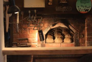 подовый хлеб на закваске
