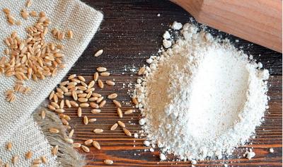 пшеничная мука Олег пекарь