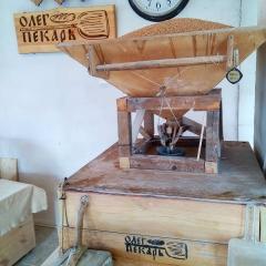 старинная мельница